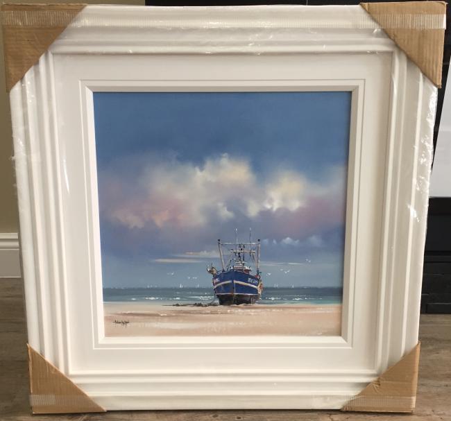 Fisherman's Sky III by Allan Morgan