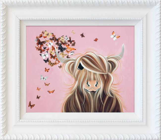 Flutterby Loveby Jennifer Hogwood