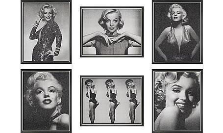 Fox Presents The Films of Marilyn - The Diamond Dust Collection (All 6 Editions) by Simon Claridge