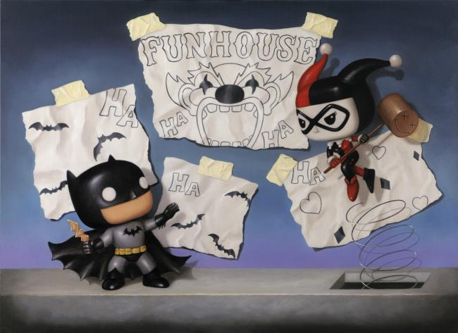 Funhouse by Nigel Humphries