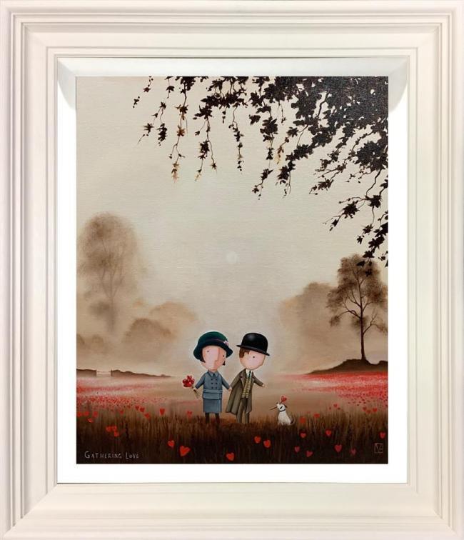 Gathering Love by Michael Abrams