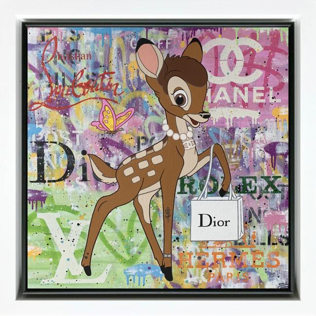 Glamorous Bambiby Emily Crook