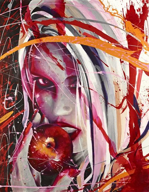 Gluttony by Emma Grzonkowski