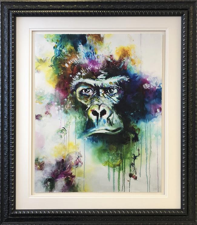 Gorilla 2019 by Katy Jade Dobson