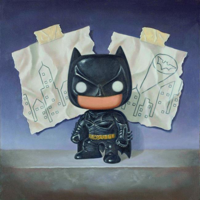 Gotham Calling by Nigel Humphries