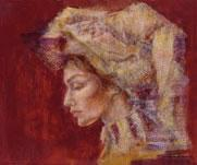 Grace II (Canvas) by Joy Kirton Smith