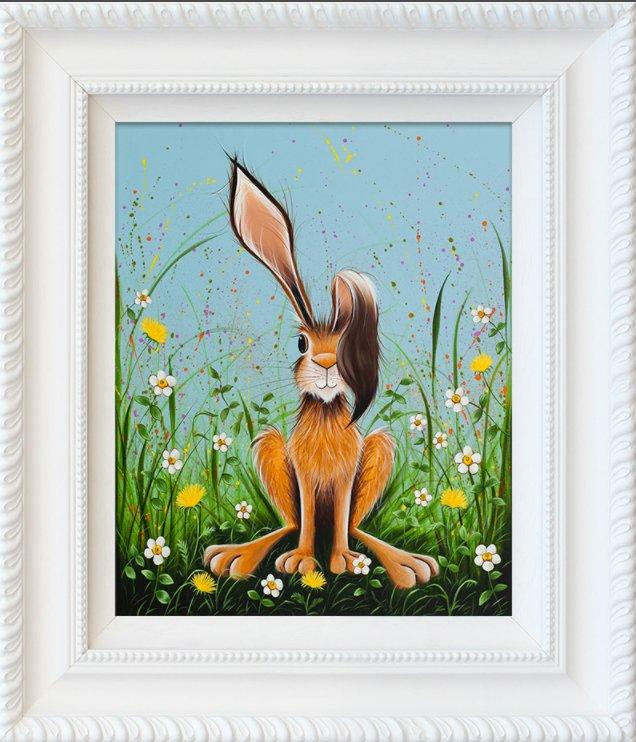 Hare and Seek by Jennifer Hogwood