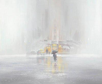 Heading Downtown by Jeff Rowland