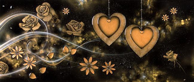 Heart of Gold by Kealey Farmer