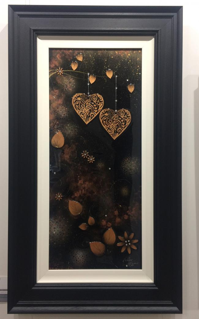 Heart Of Gold by Kealey Farmer
