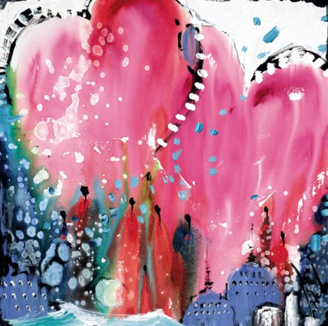 Heart Of Hearts II by Danielle O'Connor Akiyama