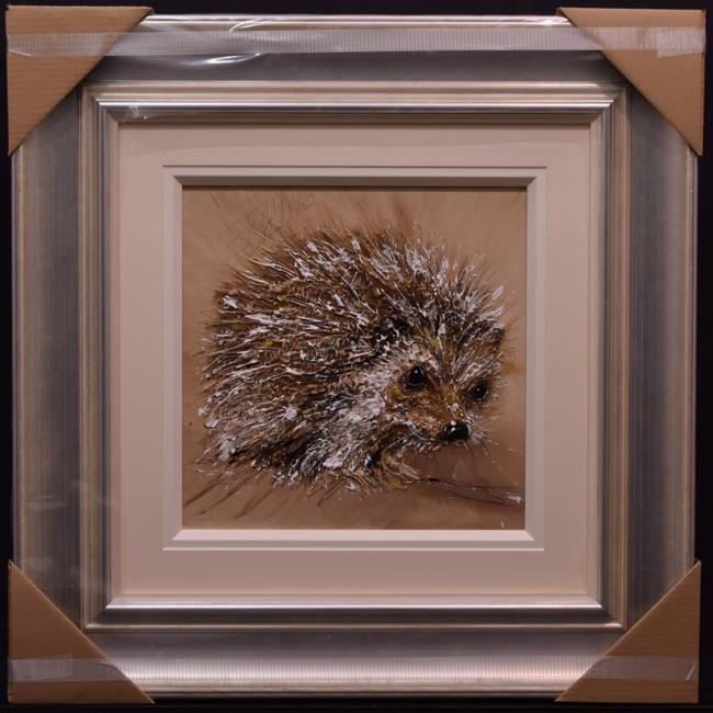 Hedgehog by Sarah Spofforth