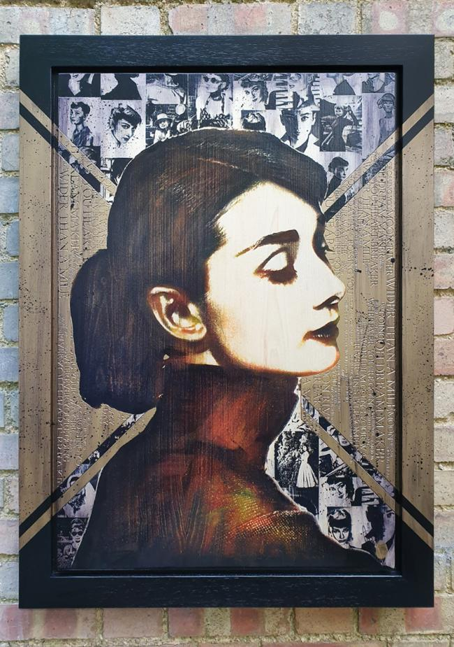 Hepburn Gold by Rob Bishop