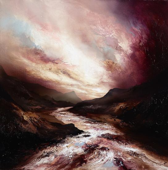 Highland Beauty II by Chris & Steve Rocks