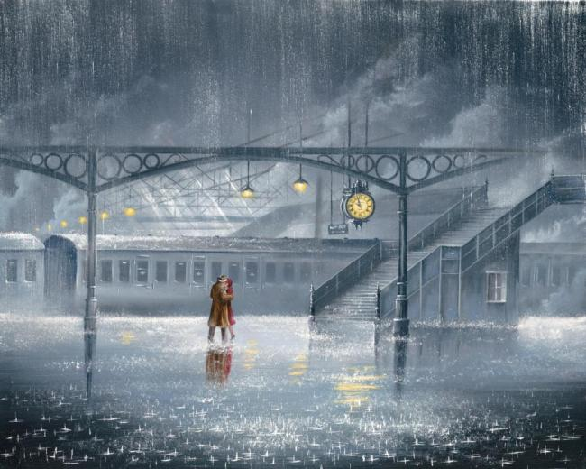 Hold Me Once More by Jeff Rowland