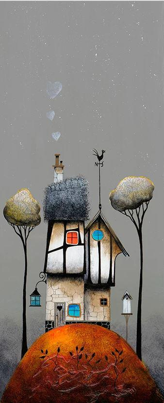 Home is Where The Heart Isby Gary Walton