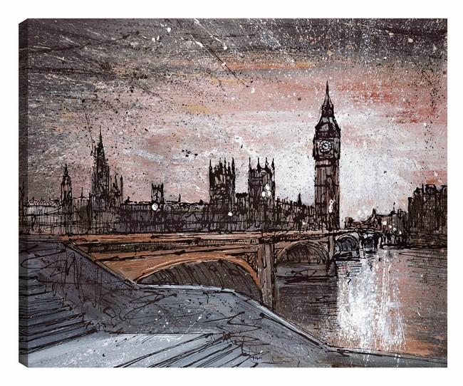 Houses Of Parliament by Paul Kenton