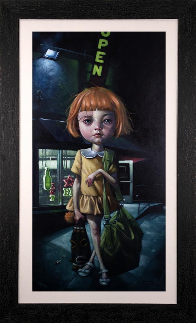 How Far Can Too Far Go? - Canvas by Craig Davison