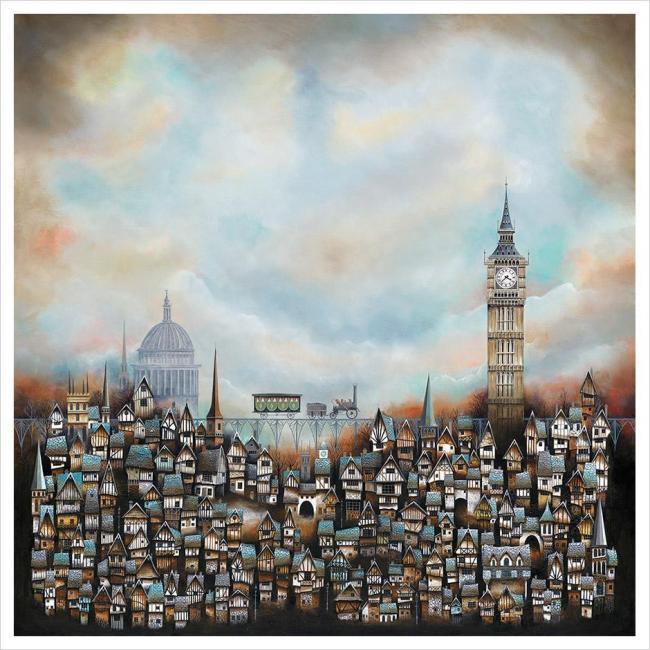 How Time Flies by Gary Walton