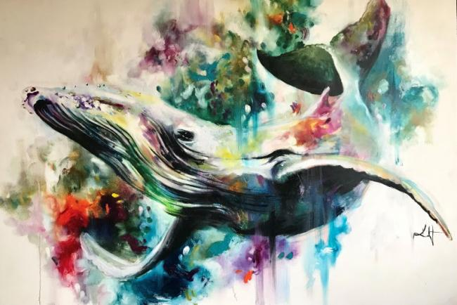 Humpback by Katy Jade Dobson