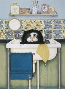 In The Sink by Linda Jane Smith