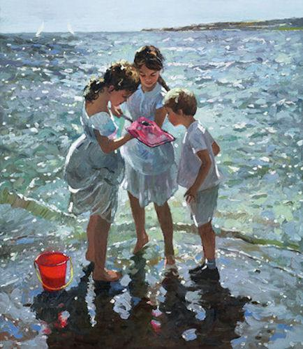 Inspecting The Catch by Sherree Valentine Daines