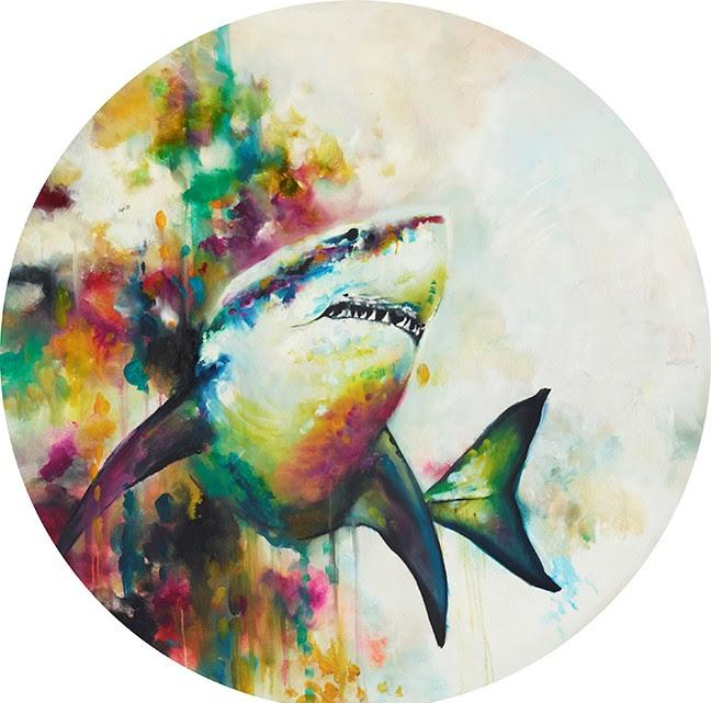 Jaws by Katy Jade Dobson