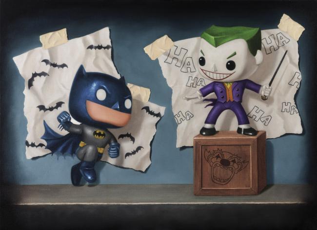 Joker's Lair by Nigel Humphries