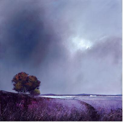 Lavender Skiesby Barry Hilton