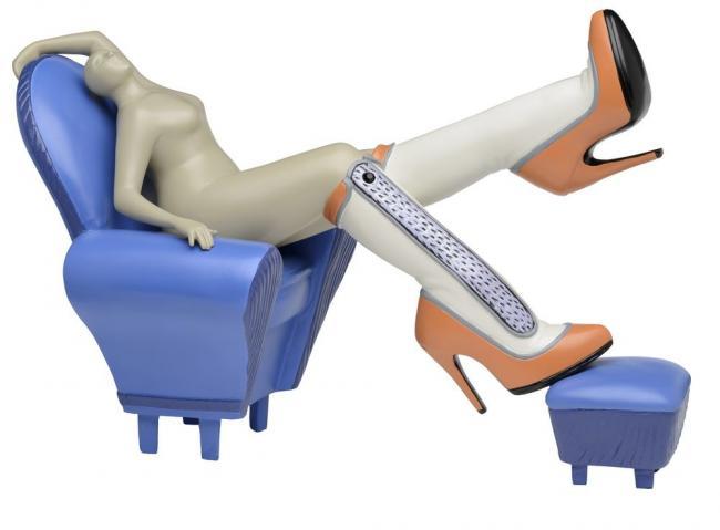 Le Salon De Chic by Joanne Panayi