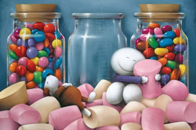 Life Is Sweet by Doug Hyde