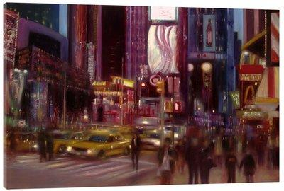 Lights Of Broadway by Lesley-Anne Derks