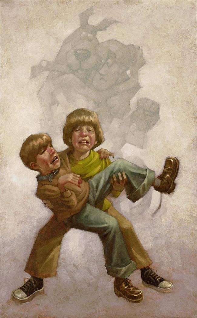 Like Zoinks! (Scooby Doo) by Craig Davison