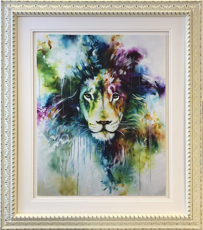 Lion 2019 by Katy Jade Dobson