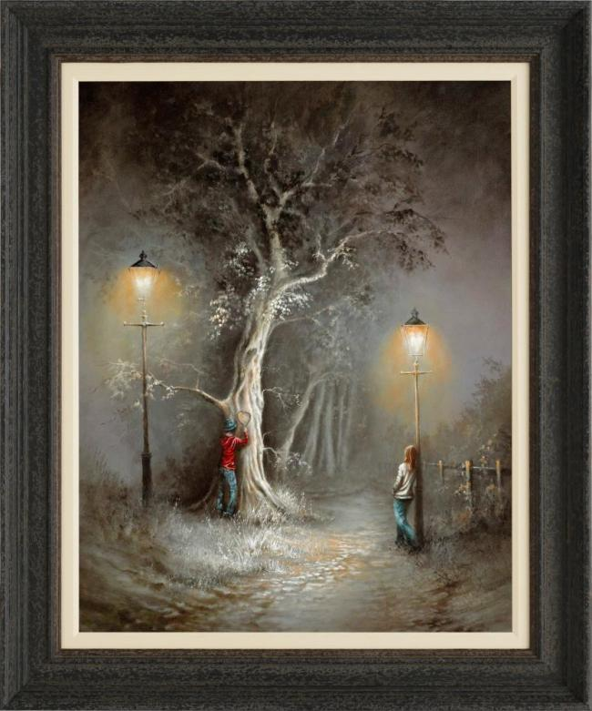 Listen To Your Heart - Personalisable Limited Edition by Bob Barker