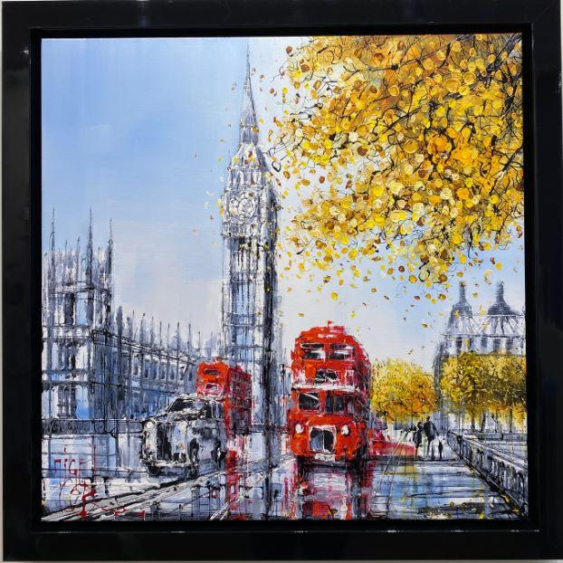 London City Beatby Nigel Cooke