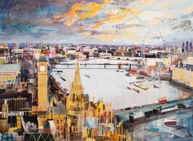 London Sprawling by Tom Butler