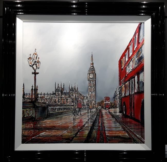 Londons Finest by Nigel Cooke