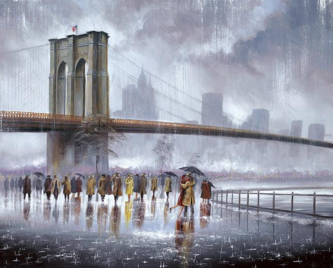 Love Beneath The Bridge by Jeff Rowland