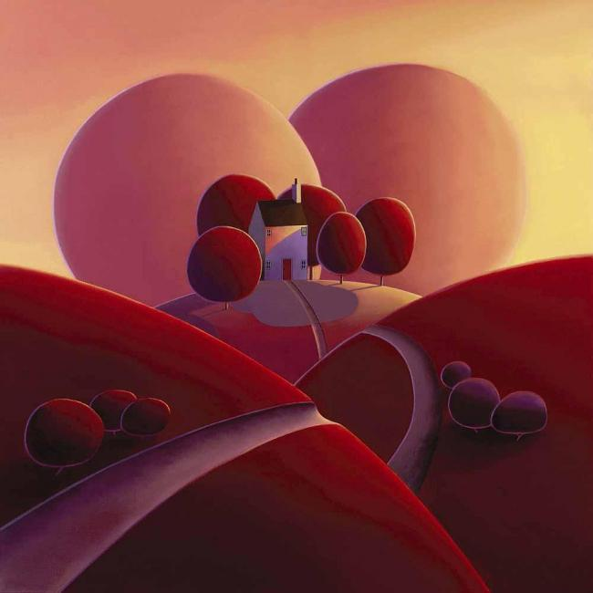 Love Nest by Paul Corfield