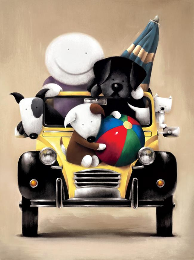 Love Overloadby Doug Hyde