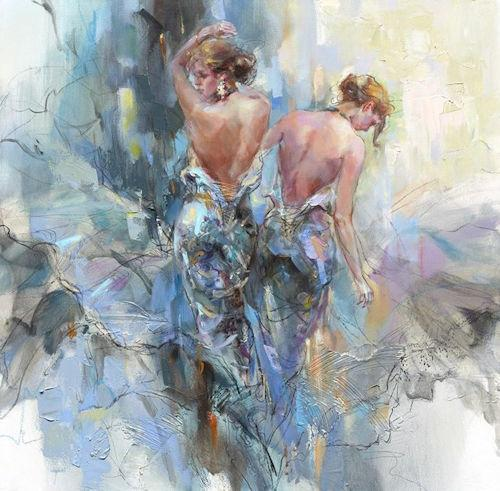 Luminous Day by Anna Razumovskaya