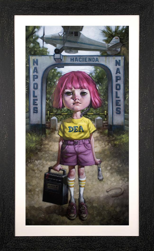 Make Your Own Luck - Canvas by Craig Davison