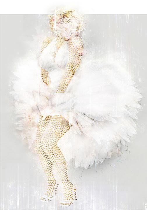 Marilyn Monroe - Norma Jeane - Deluxe by Mark Davies