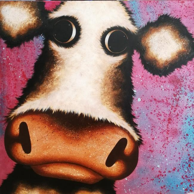 Martha Moo by Caroline Shotton