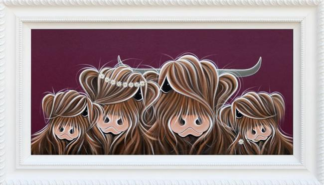 McDaisies by Jennifer Hogwood