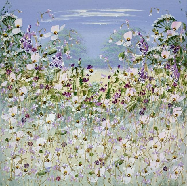 Meadow Wildflowers Iby Mary Shaw