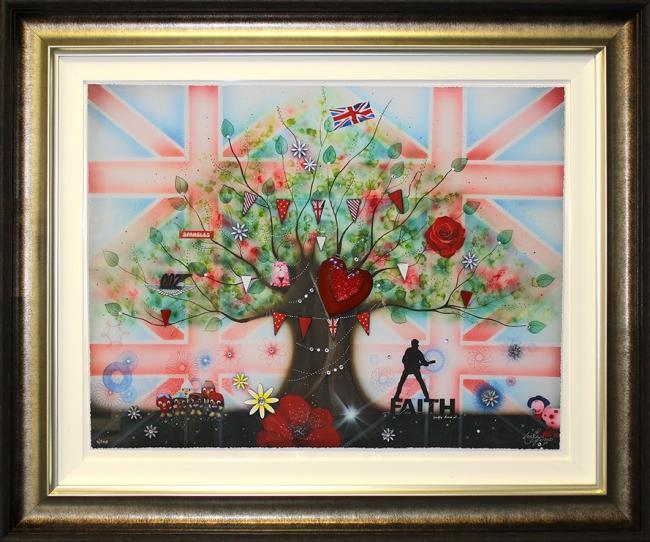 Memories of a Brit Kid by Kealey Farmer
