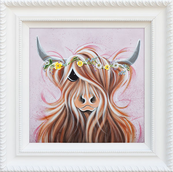Mini Moo by Jennifer Hogwood
