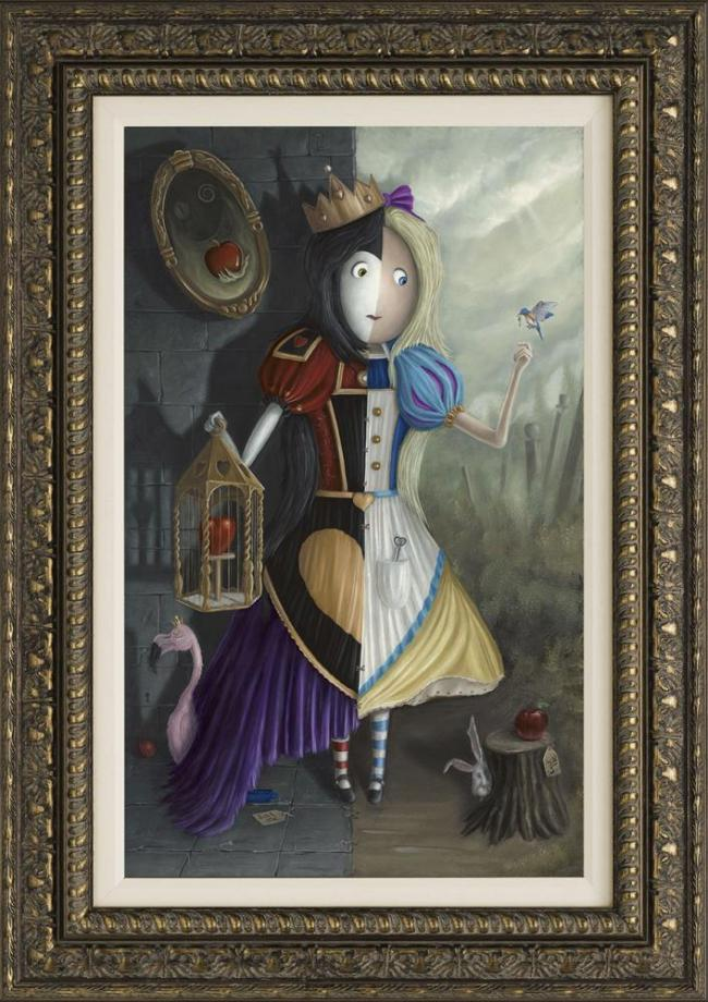 Mirror, Mirror On The Wall, Whos The Fairest Of Them All by Peter Smith